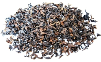 Jin Xuan Black tea, A-grade, loose leaves, from Doi Mae Salong, north Thailand