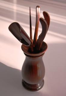 Chinesisches Tee-Besteck-Set für die Teezubereitung oder die Teezeremonie