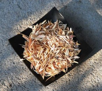 Dried Lemongras from Thailand for herbal tea / tisane preparation
