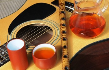 Wilder Dian Hong Black & Golden Needle Schwarzer Tee