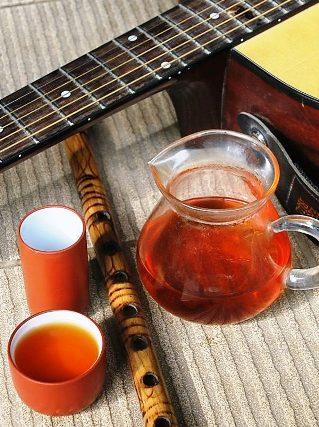 Wilder Dian Hong Black & Golden Needle Schwarzer Tee aus Yunnan, China